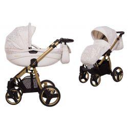 BabyActive Mommy Gold Edition Wózek 2w1 Głęboko Spacerowy...