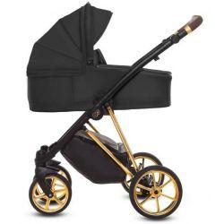BabyActive Musse Ultra Wózek 2w1 3w1 4w1 Black