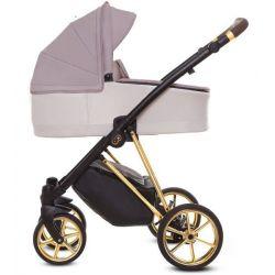 BabyActive Musse Ultra Wózek 2w1 3w1 4w1 Pastel