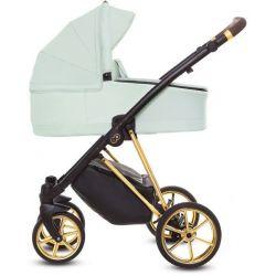 BabyActive Musse Ultra Wózek 2w1 3w1 4w1 Mint