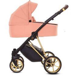 BabyActive Musse Ultra Wózek 2w1 3w1 4w1 Apricot