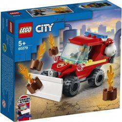 LEGO City Mały Wóz Strażacki