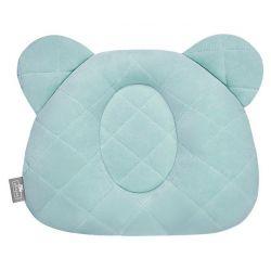 Sleepee Poduszka z Wgłębieniem na Główkę Royal Baby Ocean Mint