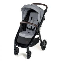 Baby Design Look Air Wózek Spacerowy + WKŁADKA 27 Light Gray