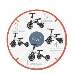 Rowerek 4w1 Tremix do 25 kg Magnetic