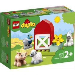 Lego Duplo Zwierzęta Gospodarskie (2 lata) Klocki