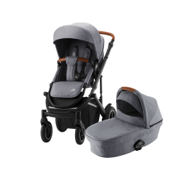 Britax Romer Smile III Wózek 2w1 Midnight Grey