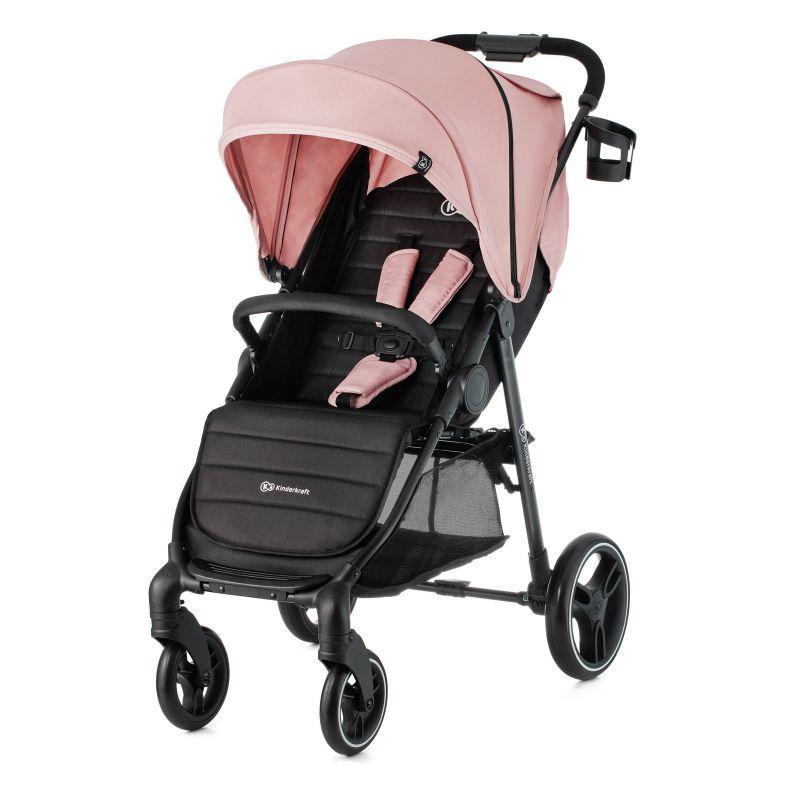 Kinderkraft Grande City Wózek Spacerowy Pink