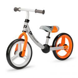 Kinderkraft Rowerek Biegowy 2Way Next 2021 do 35 kg Blaze Orange