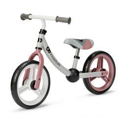 Kinderkraft Rowerek Biegowy 2Way Next 2021 do 35 kg Rose Pink