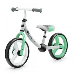 Kinderkraft Rowerek Biegowy 2Way Next 2021 do 35 kg Light Green