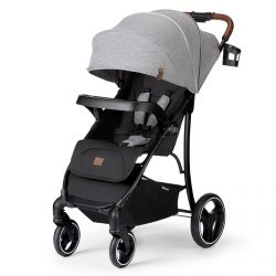 Kinderkraft Cruiser LX Wózek Spacerowy Grey