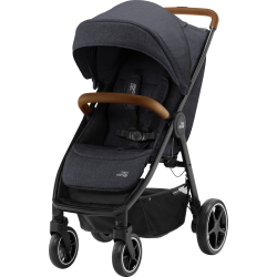 Britax Romer B-Agile R Wózek Spacerowy do 22 kg Black Shadow...