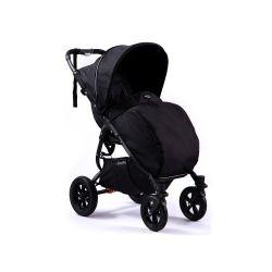 Valco Baby Snap 4 Sport Wózek Spacerowy do 22 kg Coal Black