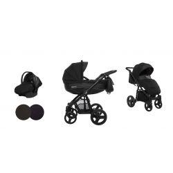 BabyActive Mommy Wózek 2w1 3w1 4w1 Black Magic 05