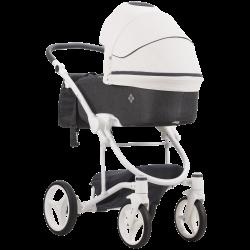 Bebetto Torino Wózek Głęboko Spacerowy 2w1 z opcją z Fotelikiem 3w1 z Bazą 4w1 01