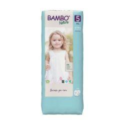 Bambo Nature 5 Junior 12-18kg (44 sztuki)
