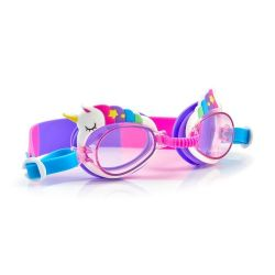 Bling2O Okulary do Pływania Aqua2ude Miniunicorn Mini Jednorożec