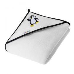 Akuku Okrycie Kąpielowe 100x100 Pingwin
