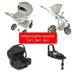 Anex M/Type Wózek Głęboko Spacerowy 2w1 z Opcją z Fotelikiem...