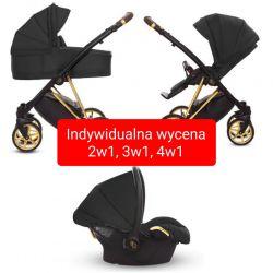 BabyActive Musse Ultra Wózek Głęboko Spacerowy 2w1 Opcja z...