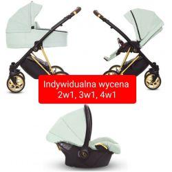BabyActive Musse Ultra Wózek Głęboko Spacerowy 2w1 Opcja...