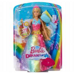 Lalka Barbie Dreamtopia Magiczne Włosy Księżniczki