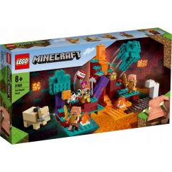 Lego Minecraft Spaczony Las