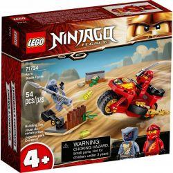 Lego Ninjago Motocykl Kaia