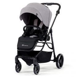 Kinderkraft VESTO Wózek Spacerowy Grey