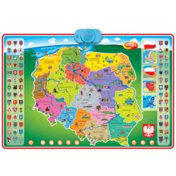 Dumel Discovery Mapa Polski