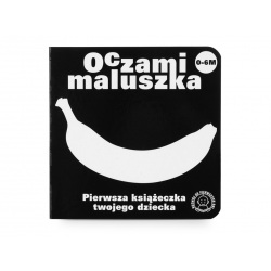 Książeczka Oczami Maluszka Banan