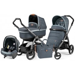 Wózek 3w1 Peg-Perego BOOK S POP-UP COMPLETO MODULAR