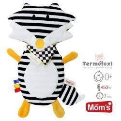 Hencz Toys Termofoxi Biało-czarny